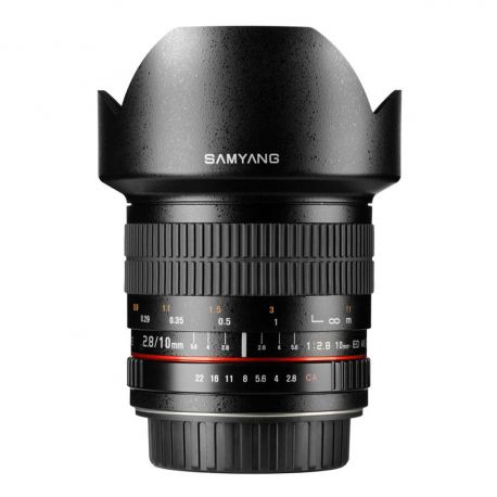 Samyang 10mm F2,8 ED AS NCS CS for Canon