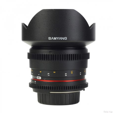 Samyang 14mm T3.1 ED AS IF UMC VDSLR for Nikon