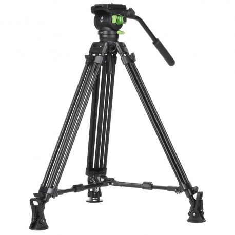 Genesis Base CVT-20 Kit - video tripod with head