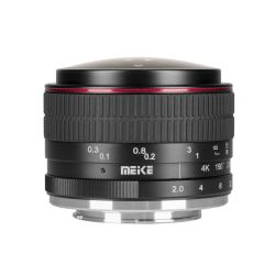 Meike MK-8mm F3.5 lens for Canon
