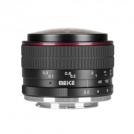 Meike MK-6.5mm F2.0 lens for Canon