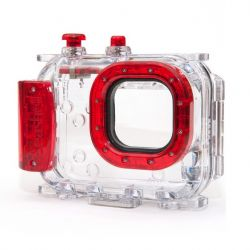Seashell Underwater case SS-2 Red