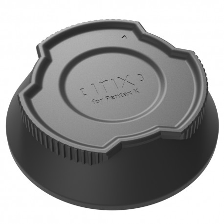 Irix rear lens cap for Pentax
