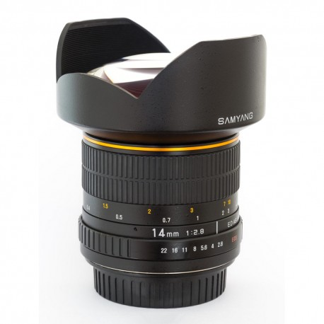 Samyang 14mm f/2.8 IF ED UMC AS for Samsung NX