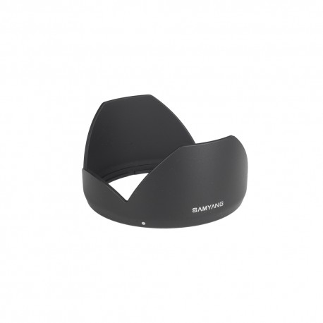 Lens hood for Samyang 24mm f1.4, 24mm T1.5, 35mm f1.5, 35mm T1.5