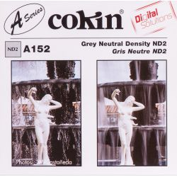 Cokin filter A152 size S neutral gray ND2