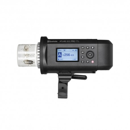 Quadralite Atlas 600 Pro TTL studio flash