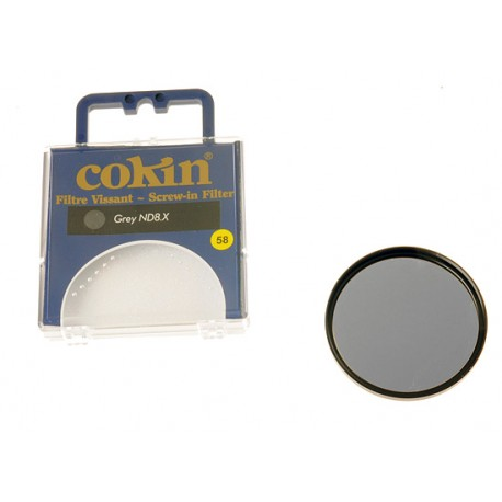 Cokin C154 filtr szary ND8 58mm