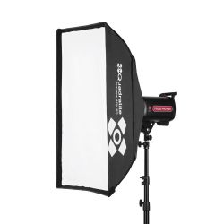 Quadralite softbox 40x80cm