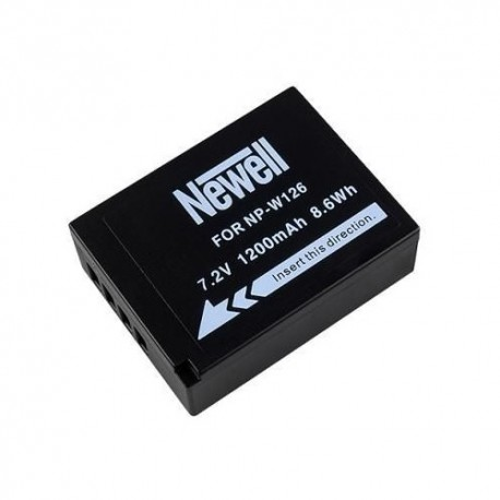 Battery NEWELL replacement for NP-W126