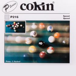 Cokin P216 size M effect filter Speed