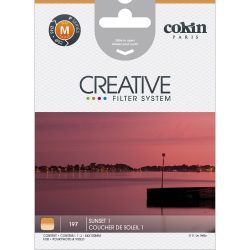 Cokin P197 size M sunset filter 1