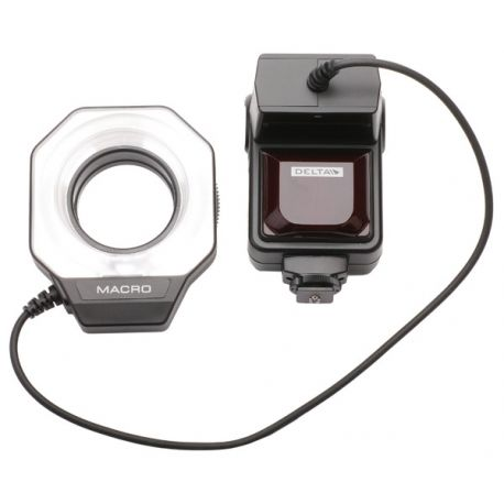 Macro Ring flash Delta DRF-14 for Sony