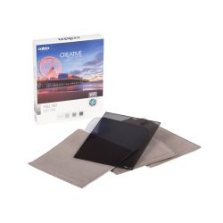 Cokin XL (X-PRO) W3H0-25 gradual ND filter set X121M, X121L, X121S
