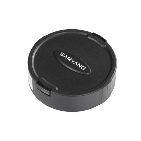 Lens cap for Samyang 8mm f/3.5 Aspherical IF MC Fish-eye