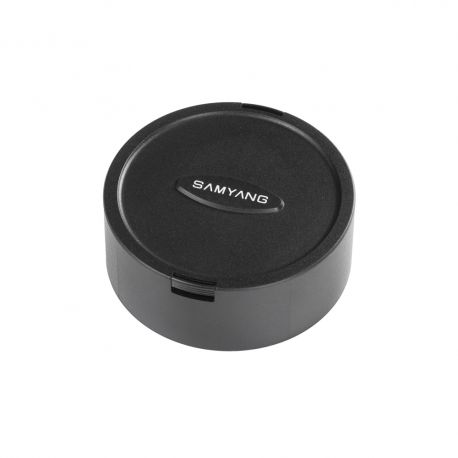 Lens cap for Samyang 14mm f/2.8, 14mm T3.1