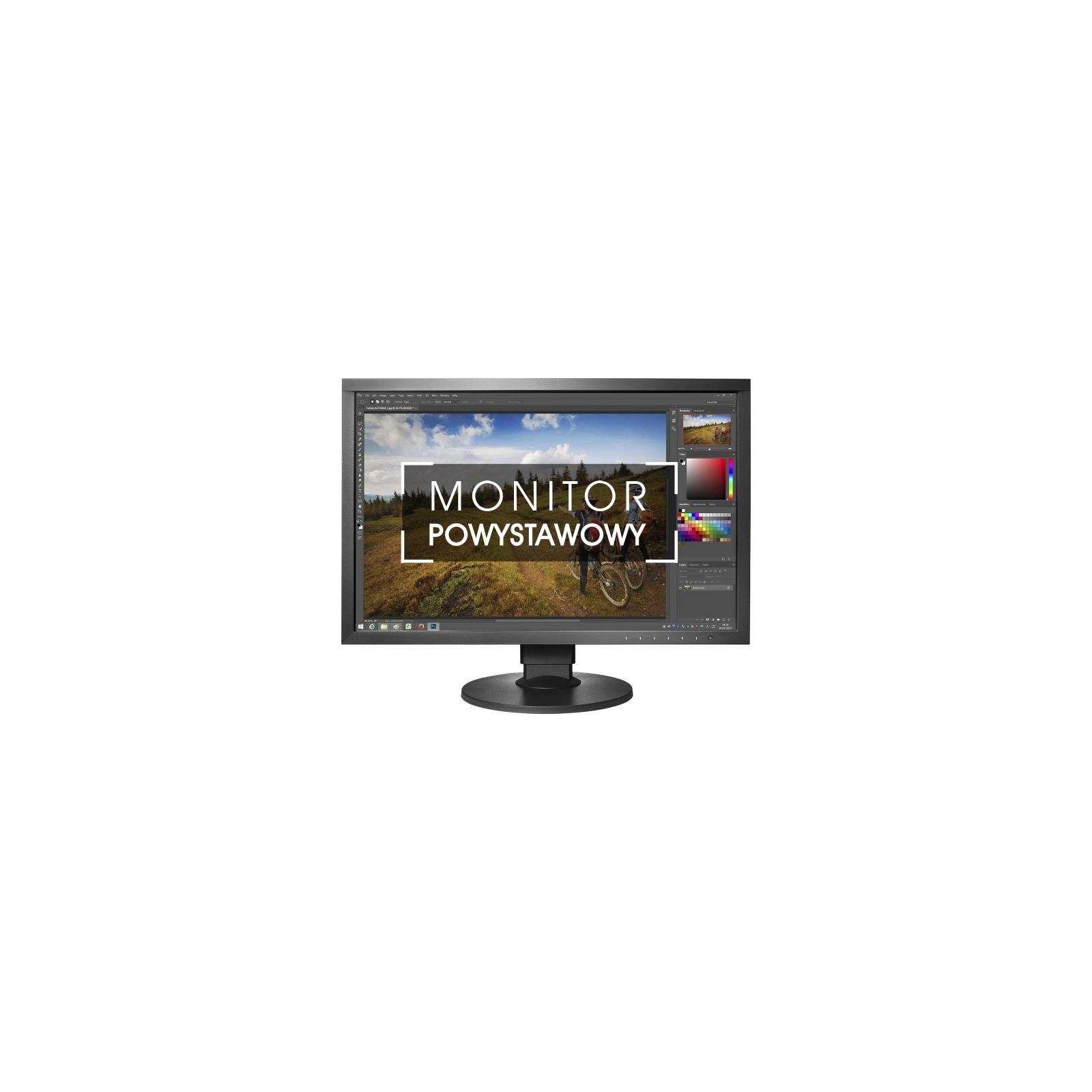 "Monitor 24"" Eizo ColorEdge CS2420 + licencja ColorNavigator"