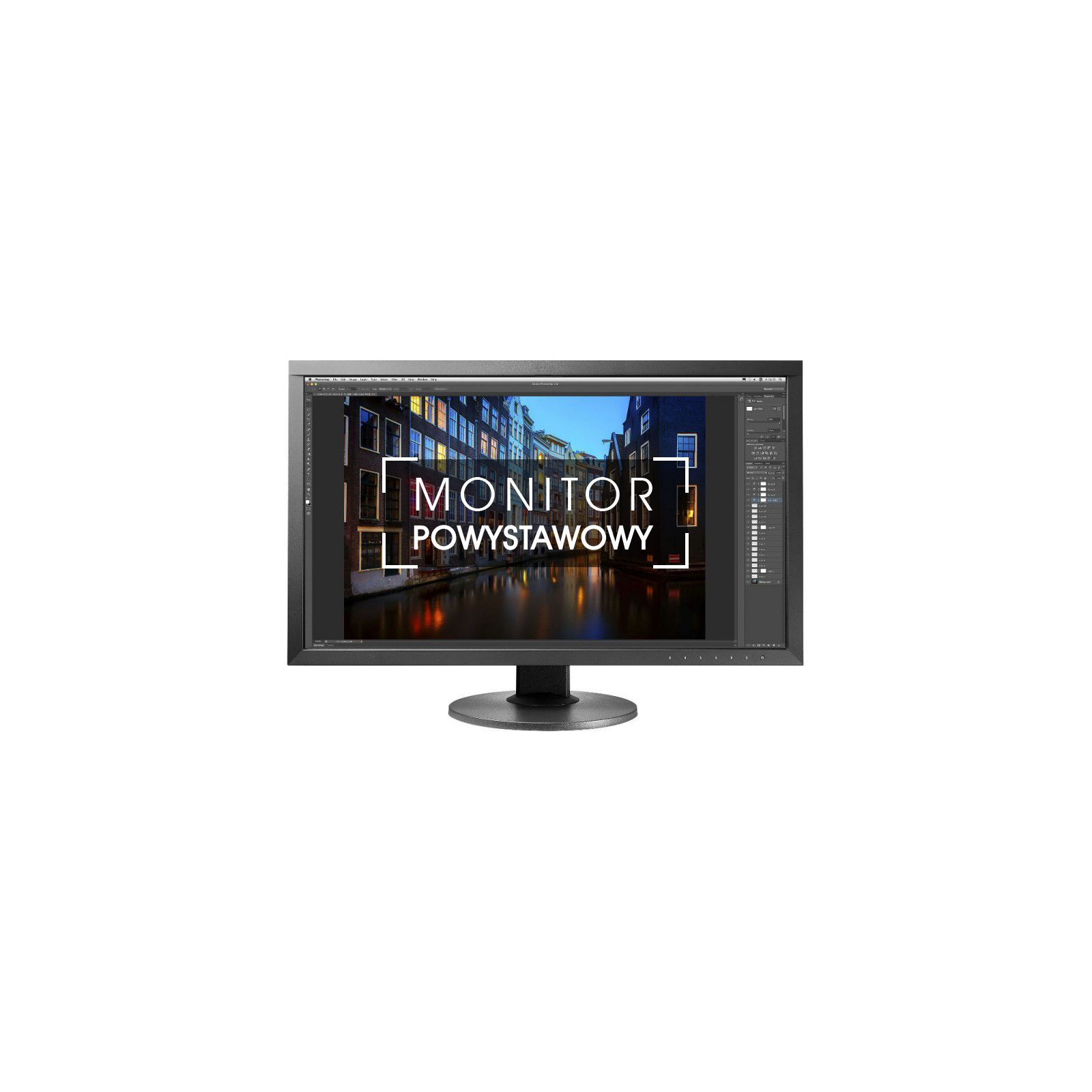 "Monitor 27"" Eizo ColorEdge CS2730 - powystawowy"