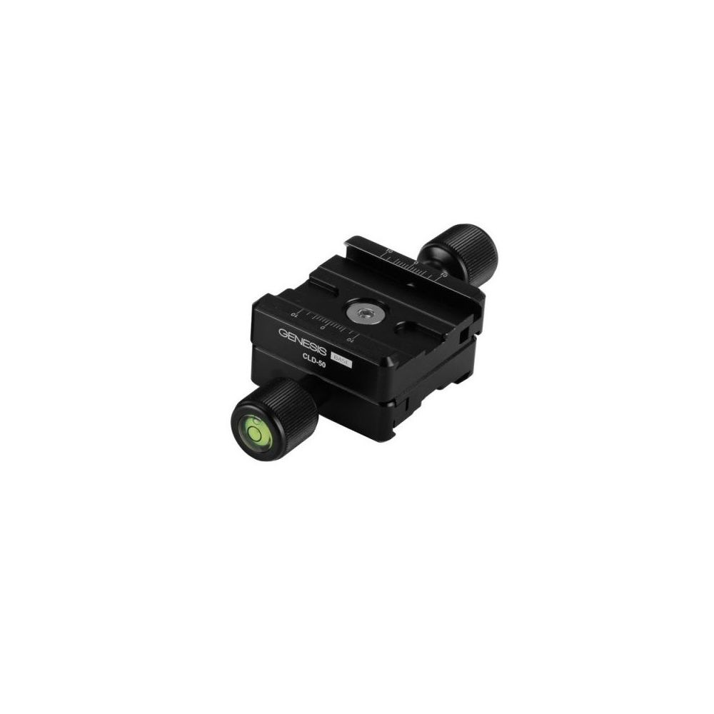 Genesis Base CLD-50 dual Arca-style clamp