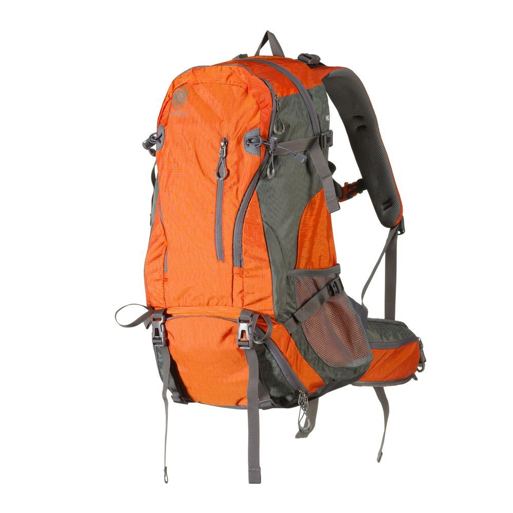Genesis Denali orange camera backpack