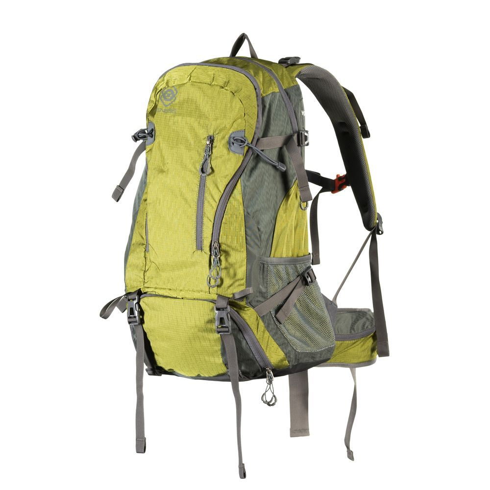 Genesis Denali green camera backpack