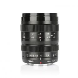Meike MK-25mm F/2.0 lens for Sony E
