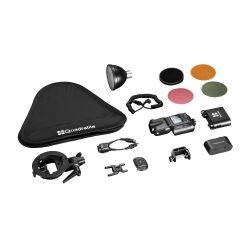 Quadralite Reporter 360 TTL C 1-Light Complete Kit