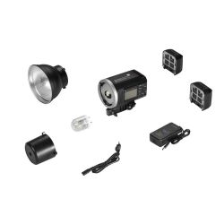 Quadralite Atlas 600 TTL 1-Light Kit
