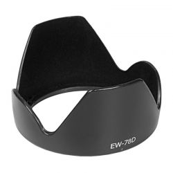 Lens hood replacement Canon EW-78D