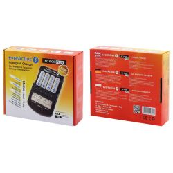 EverActive NC-1000 PLUS professional NiMH battery charger