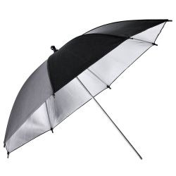 Umbrella GODOX UB-002 black silver  84cm