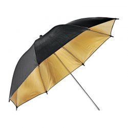 Umbrella GODOX UB-003 black gold  84cm