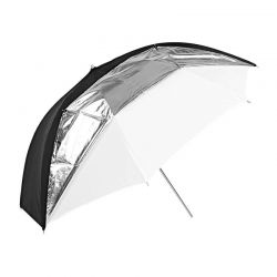 Umbrella GODOX UB-006 black silver white Dual Duty 84cm