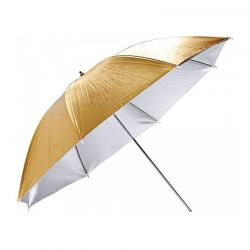Umbrella GODOX UB-007 gold silver reversible 84cm