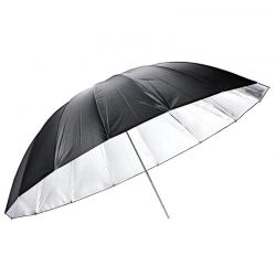 Umbrella GODOX UB-L3 75 black silver large 185cm