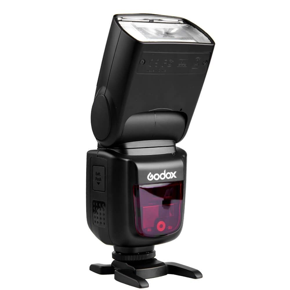 Flashgun Godox Ving V860II speedlite for Nikon