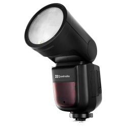Flash Gun Quadralite Stroboss V1 Sony