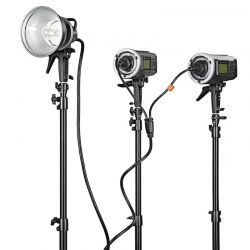 Quadralite Atlas FH1200 Remote Flash Head