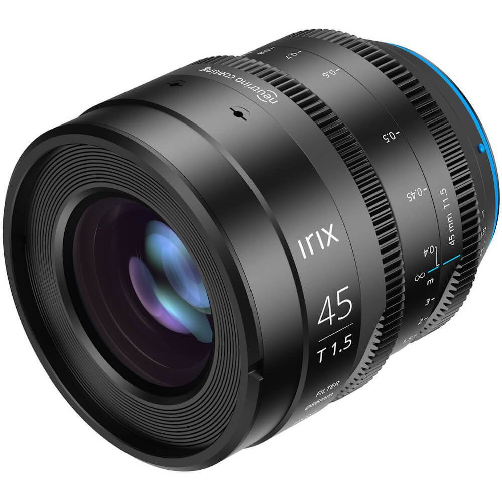 Irix Cine Lens 45mm T1.5 for MFT Metric