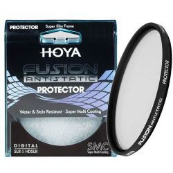 Hoya Fusion Antistatic Protector filter 37mm