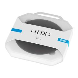 Irix Edge ND8 filter 62mm