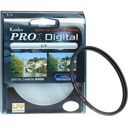 Kenko Pro1 Digital 58mm UV filter