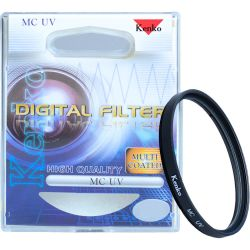 Kenko Digital MC 62mm UV filter