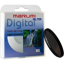Gray filter ND8 Marumi DHG Light Control-8 62mm