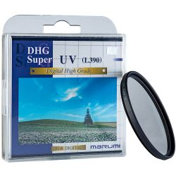Marumi Super DHG UV filter 62mm