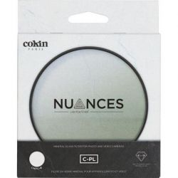 Cokin Round NUANCES filter CPL 62mm