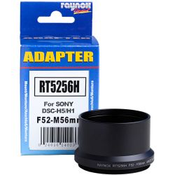 Raynox adapter for Sony H1/H5