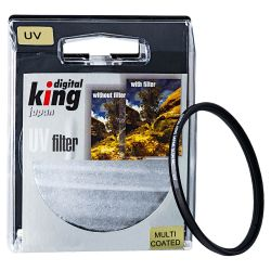 Digital King Slim MC 72mm UV filter