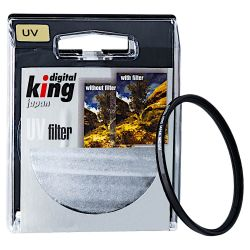 Digital King Slim filtr UV 72mm