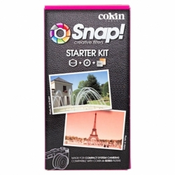 Cokin SNAP Kit, size S (A series) 37mm